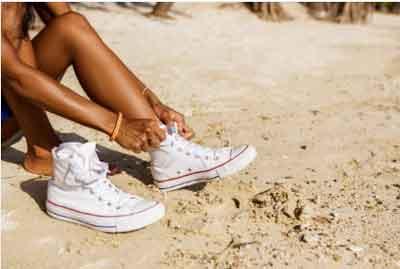 Why Do Converse Make My Feet Look Long