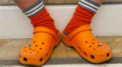 Why Do My Crocs Smell So Bad?