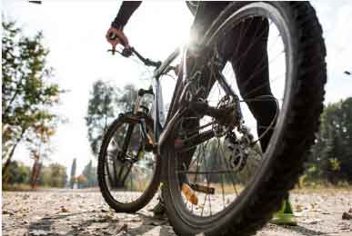 Can You Use Vans for Mountain Biking