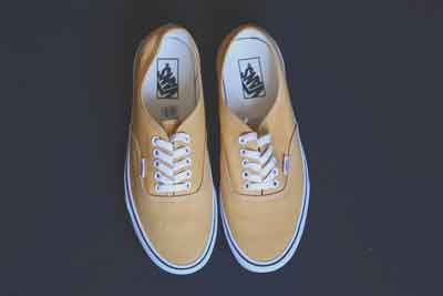 At What Age Should You Stop Wearing Vans