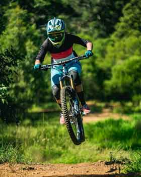 Are Vans Good For Mountain Biking?