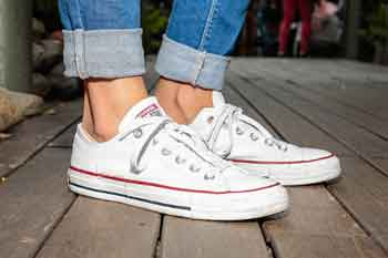 Why Do Converse Hurt My Toes?