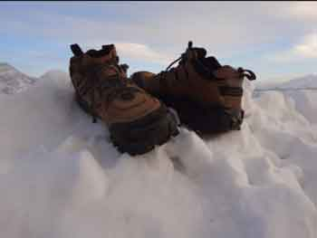 Can Woodland Shoes Be Used In Snow