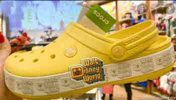 Can You Wear Crocs To Disneyworld
