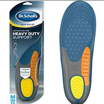 Why Do My Dr Scholl's Have A Plastic Disk In The Heel Of The Shoe