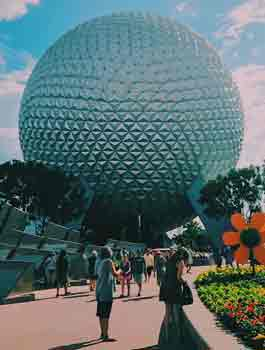 Can You Wear Flip-Flops At EPCOT