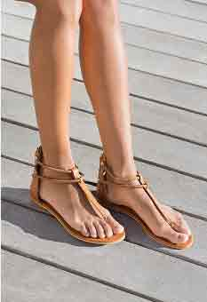 How To Stop Little Toe Poking Out Of Sandals