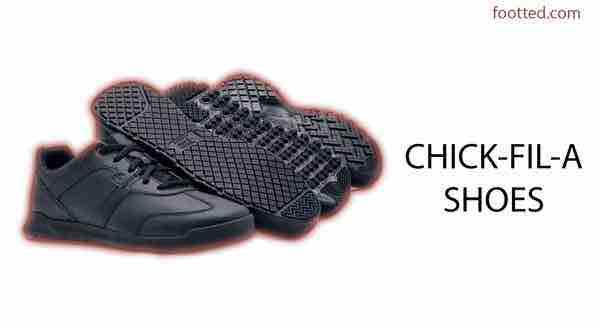 Chick-fil-a shoes